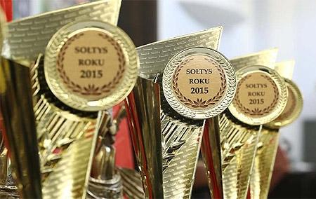 Sołtysi Roku 2015 nagrodzeni